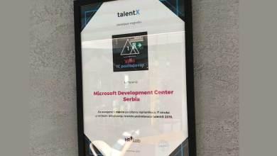 Microsoft razvojni centar u Srbiji najpoželjniji IT poslodavac