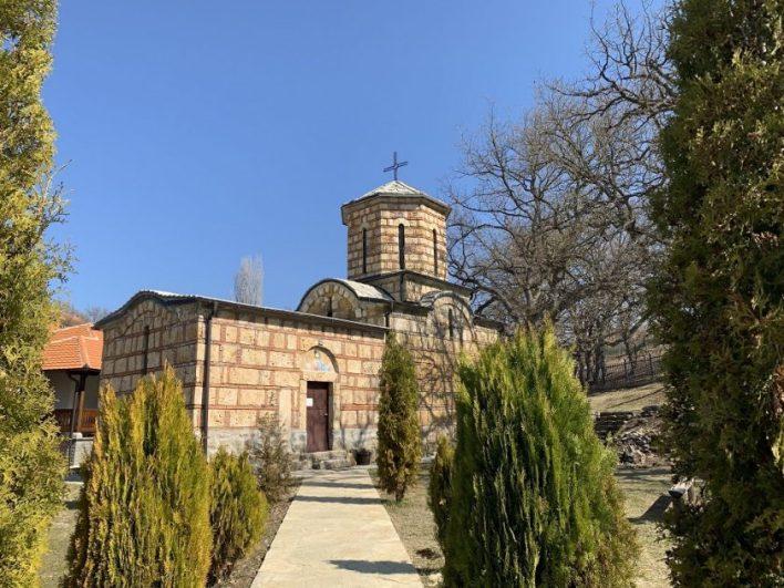 Manastir Svetog Dimitrija u Sušici
