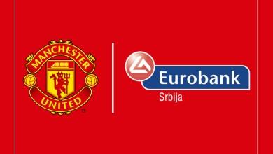 Tandem Eurobank i Manchester United nastavlja dugogodišnju saradnju!