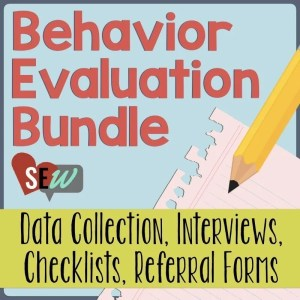 behavior Evaluation bundle
