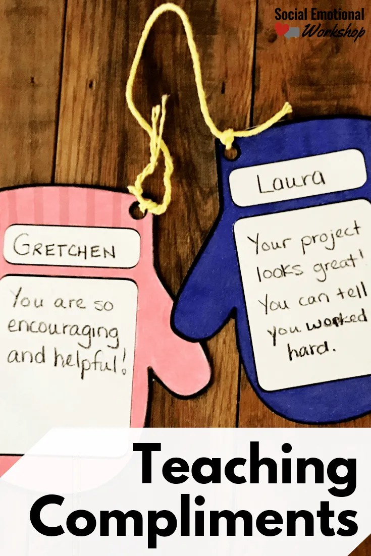 teaching students to give compliments can build empathy and a positive classroom culture. Teach students how to give and accept compliments using engaging activities.