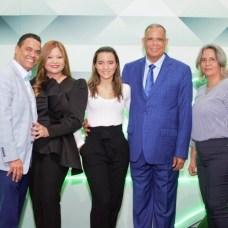 Rafael Reynoso Gómez, Bernice Ramírez, Daniela Gómez, Juan Ramón Gómez Díaz e Ivette Gómez