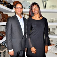 Fausto Serrata y Yudelka Bermúdez