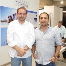 Manuel De La Rosa y Cesar Giraldo