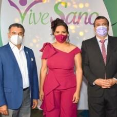 Martín Ortíz, Elizabet Gutiérrez y Fernando Moreno