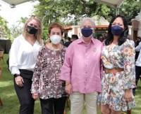 Izazcun Izcanga, Jacqueline Malagón, Rosa M Bonetti, Tomiko Castro