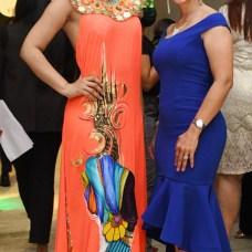 Tania Medina y Sandra D'Alemán
