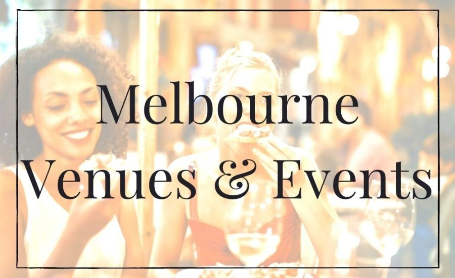 Melbourne Venues and Speed Dating Events Blog