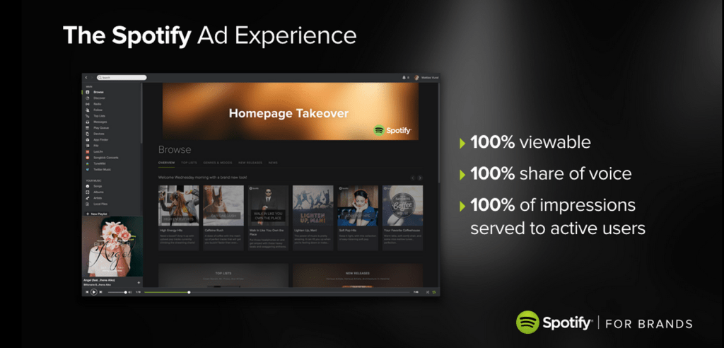 The Power of Spotify for Brands  Social Factor
