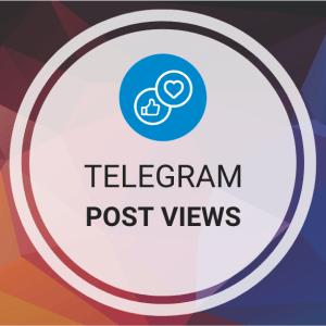 TelegramPostViews