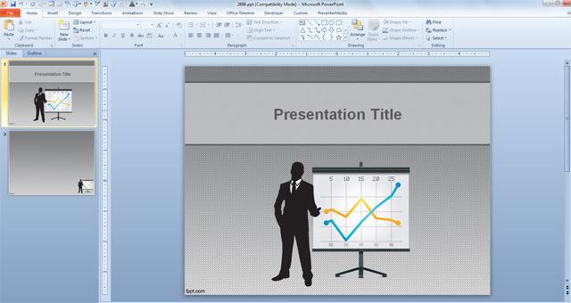 plantillas powerpoint de negocios y estrategia empresarial