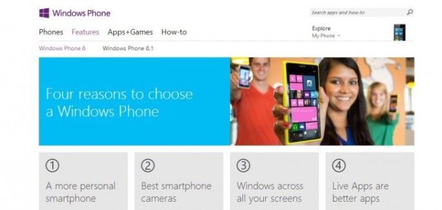 Windows Phone 8-1