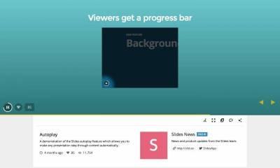 slides presentaciones en la web