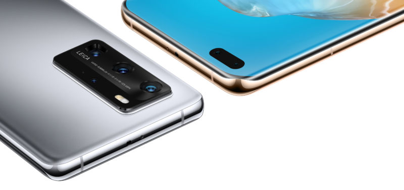 Los Huawei P40 Pro y P40 Lite llegan a Colombia: precio y ...