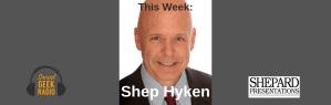 Shep Hyken podcast