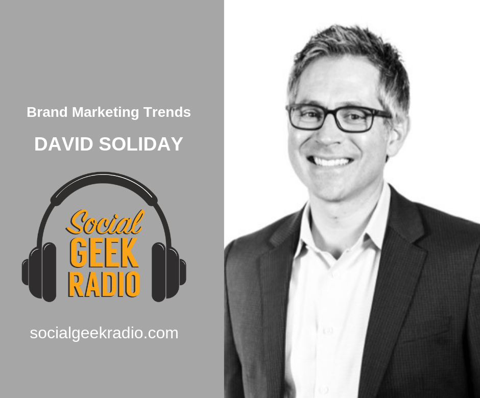 Brand Marketing Trends with David Soliday