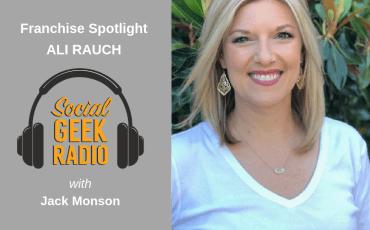 Franchise Spotlight: Ali Rauch