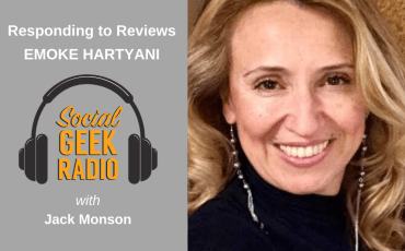 Responding to Reviews with Emoke Hartyani
