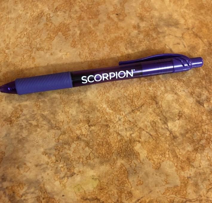 Scorpion Franchise