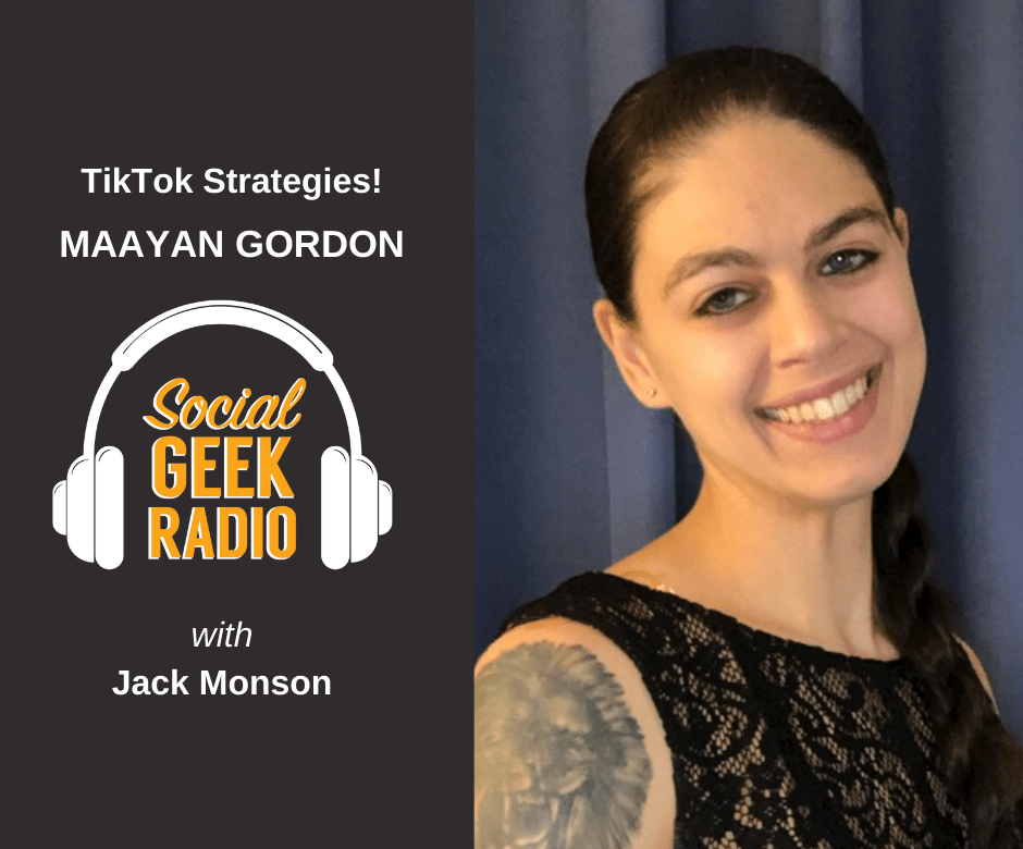 TikTok Strategies: Maayan Gordon