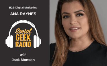 B2B Marketing with Ana Raynes