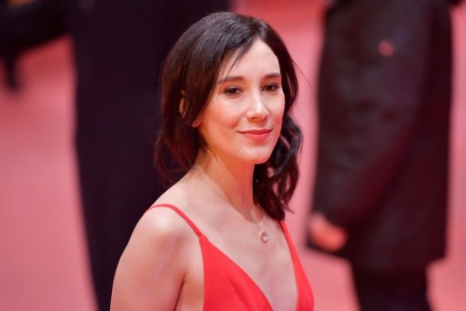 Sibel Kekilli attends the 'Django' premiere during the 67th Berlinale International Film Festival.