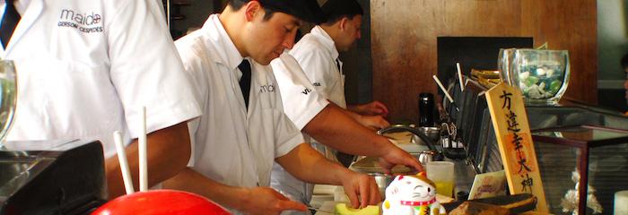 La cocina nikkei pisa fuerte  Social Gourmets