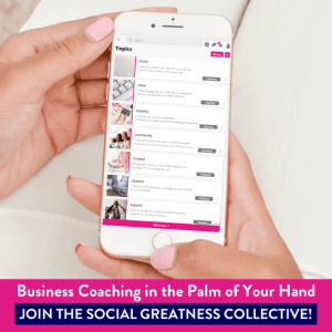 Join the Social Greatness Collective