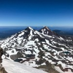 South Sister view