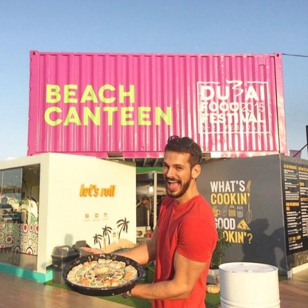 Dubai Food Festival- U.A.E
