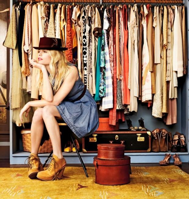 Fashionista-closet