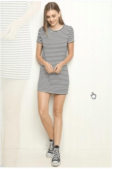 TeeShirt Dress