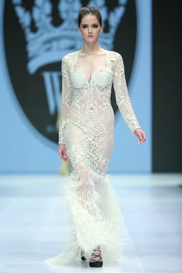 Wilfredo Gerardo at Art Hearts Fashion China, Photos Courtesy of Art Hearts Fashion