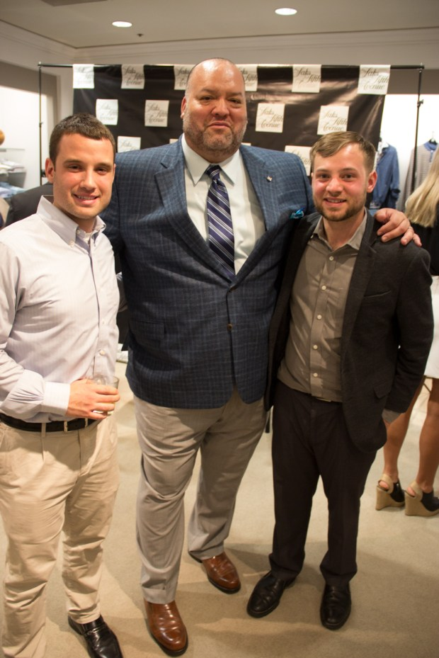 NFL draft-2017-jonhn ross-bernard hopkins-saks-fashion