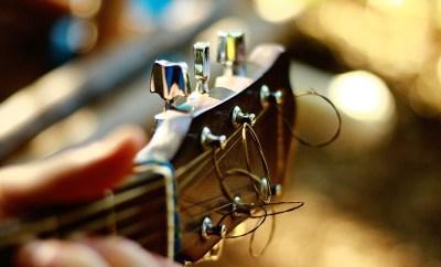 Guitar--music