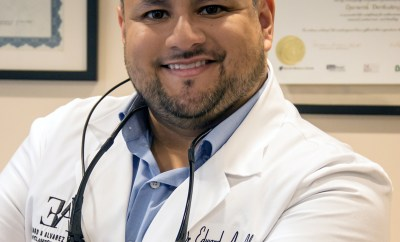 Dr. Edward Alverez, dentist, innovation, New York dentist