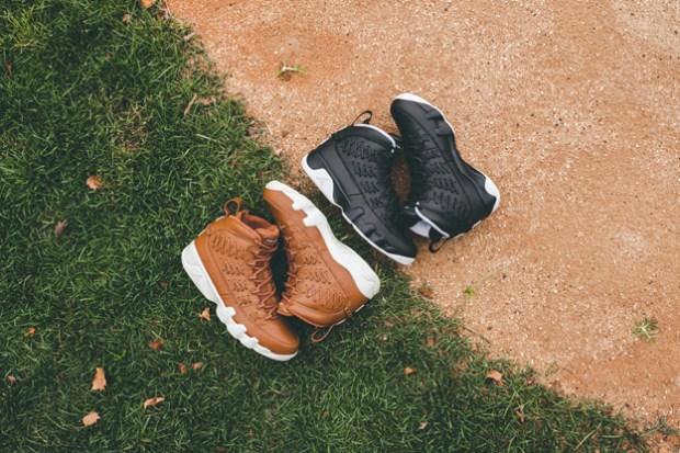 Air Jordan 9 Pinnacle Baseball Glove