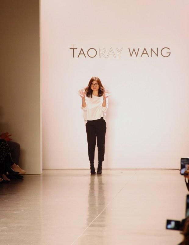 Taoray Wang, Ready to wear