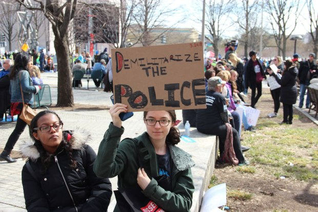 Dc protest-social magazine