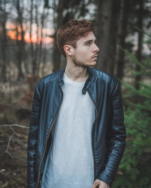 How to Wear a Leather Jacket A Style Guide for Men,