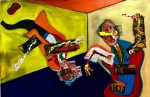 UK artist Alex Townley