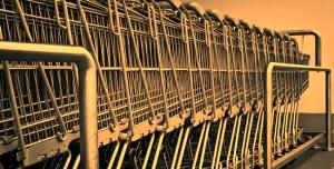 online shoppers abandon shopping carts