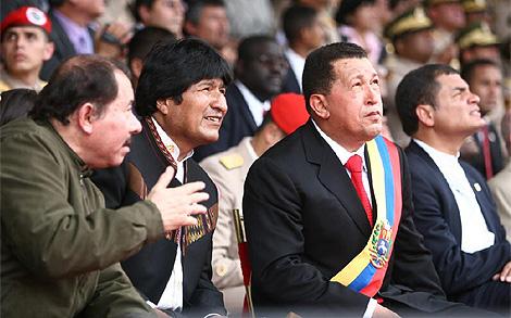 La crisis del castro chavismo en Centroamérica:  El gigante con pies de barro