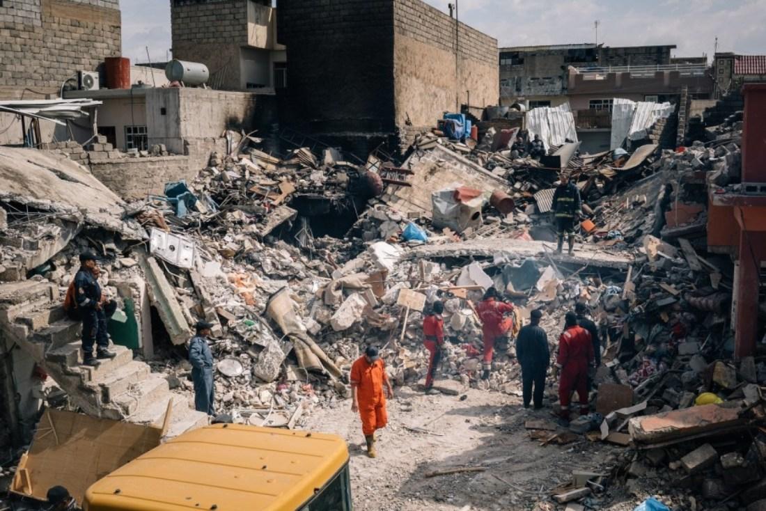 June 2017 Mosul, Wash. Post