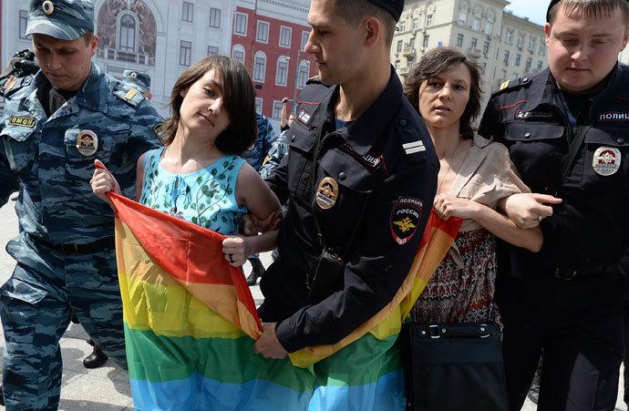 Sept. 2017 Russia LGBT