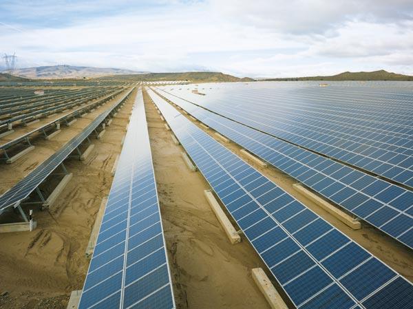 solar plant Spain