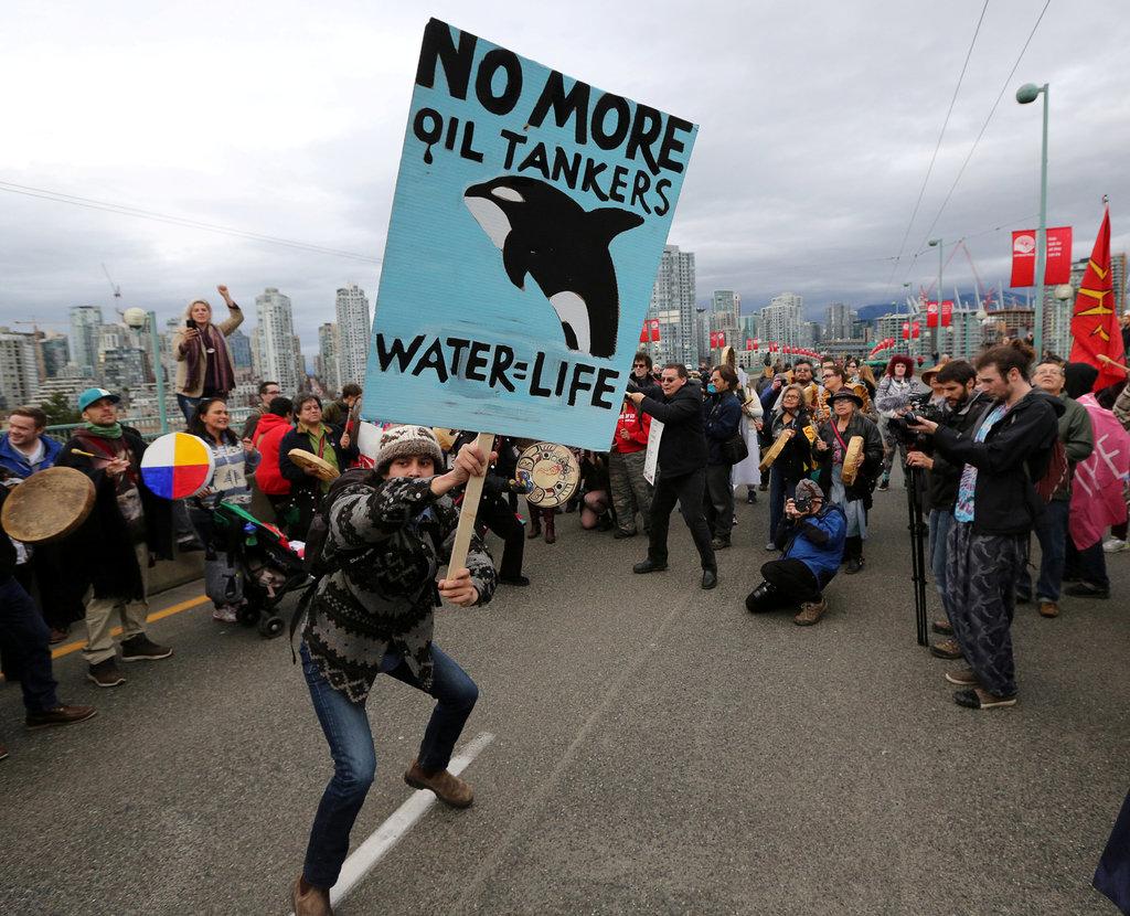 June 2018 pipeline (Chris Helgren:Reuters)