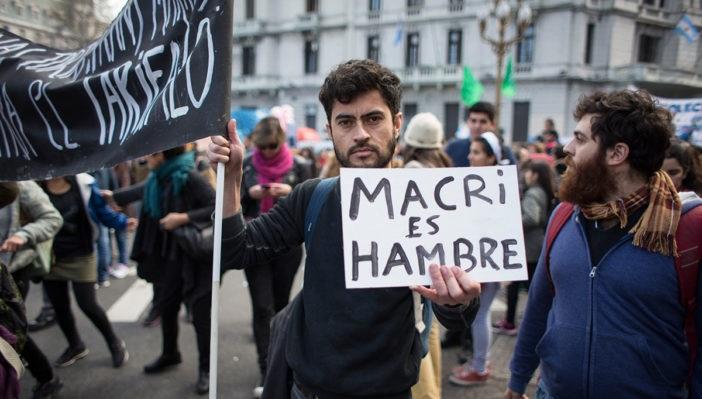 Oct. 2018 Macri hambre (BBC)