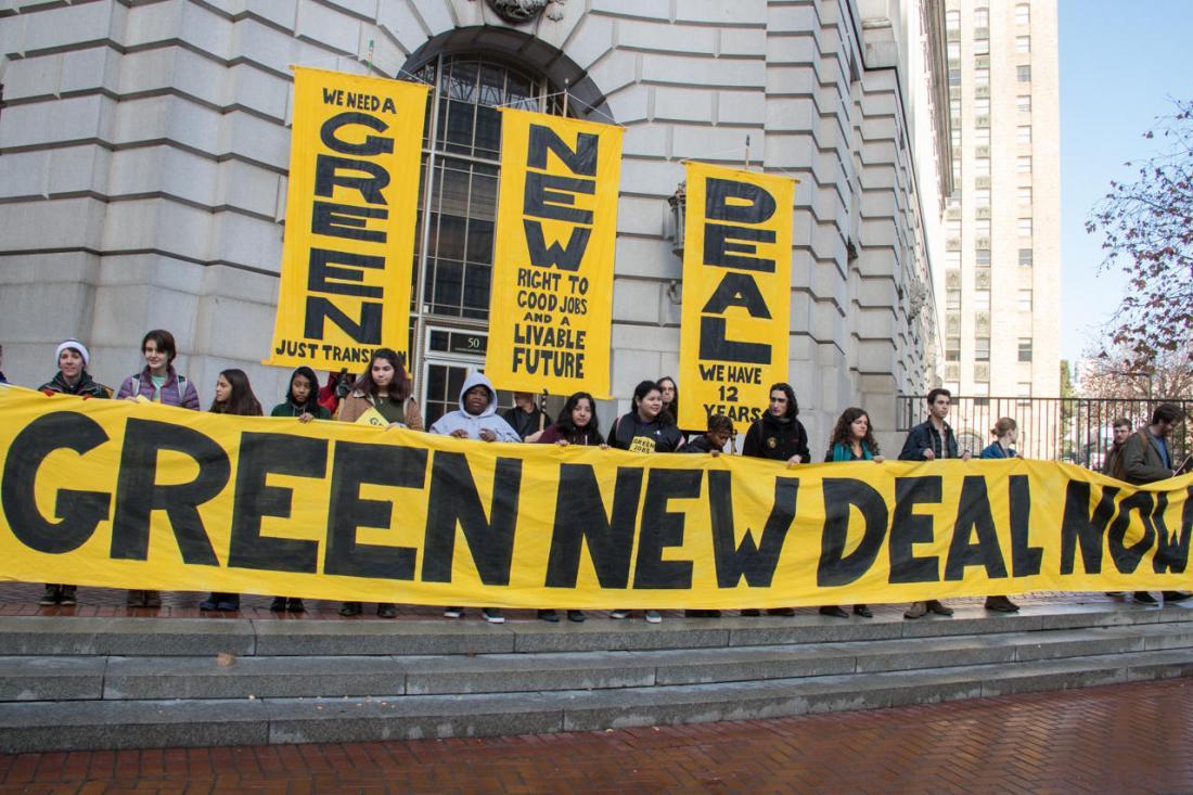 April 2019 Green New Deal (Peg Hunter)