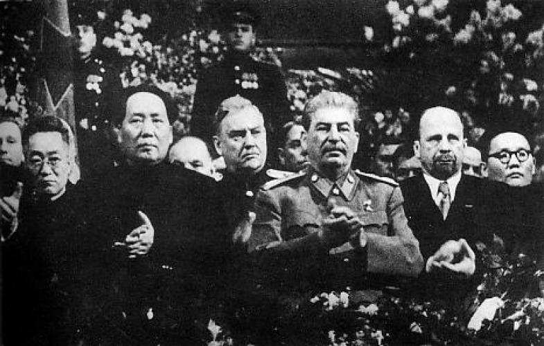 Sept. 2019 Mao & Stalin